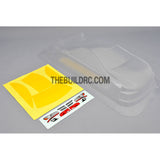 1/10 MAZDA MA6 12R PC Transparent 200mm RC Car Body