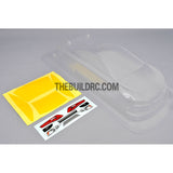 1/10 MAZDA MA6 XR-1 PC Transparent 190mm RC Car Body
