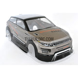 1/10 Land Rover LRX Concept Sport Analog Painted RC Car Body - Champagne