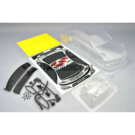 1/10 BENZ AMG C-COUPE PC Transparent 195mm RC Car Body