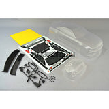 1/10 FORD MUSTANG BOSS 302 PC 195mm Transparent RC Car Body