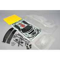 1/10 AUDI R8 PC Transparent 195mm RC Car Body