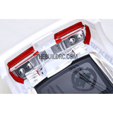 1/10 FORD Focus 66 Mustang GT350 200mm PC Finished RC Car Body with Decal / Spoiler / Light Box