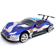 1/10 Honda HSV 190mm PC Finished RC Car Body with Decal / Spoiler / Side Mirror / Light Box - Blue