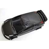 1/10 FORD FOCUS 185mm PC Finished Carbon Fiber Print RC Car Body with Spoiler / Light Box