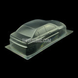 1/10 Mitsubishi Lancer Evo 9 195mm PC Transparent RC Car Body