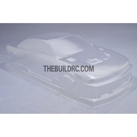 1/10 Nissan Silvia S14 200mm PC Transparent RC Car Body