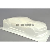 1/10 CHEVROLET Camaro PC Pre-painted 190mm RC Car Body - White