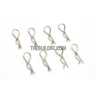RC Car Body 23mm Shell Clips (8pcs)