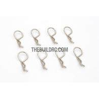 RC Car Body 25mm Shell Clips (8pcs)