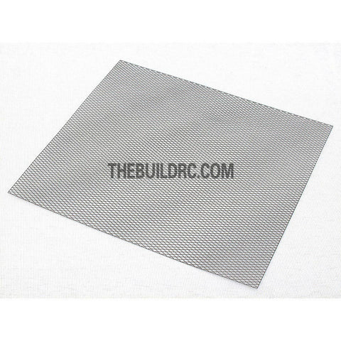 1/10 RC Car 95 x 100mm Diamond Shaped Stainless Steel Window Netting Net