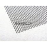 1/10 RC Car 95 x 100mm Rectangle Stainless Steel Window Netting Net