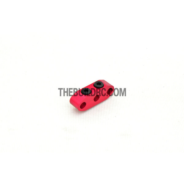 1/10 RC Racing Car CNC Alloy Wires Clip - Pink