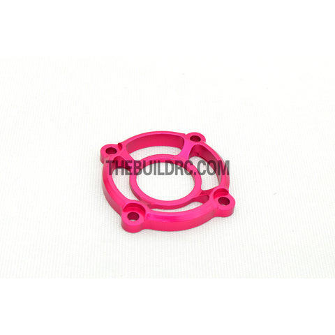 1/10 RC Racing Car CNC Alloy Cooling Fan Mount Stand - Pink