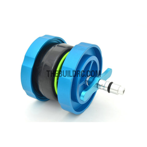 1/10 RC DRIFT Car Alloy Wheel / Rim Tire / Tyre Easy Installer / Uninstaller - Blue