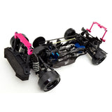 1/10 RC Car Height Adjustable Alloy Stealth Body Stand / Mount - Pink