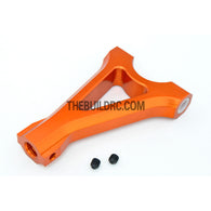 KM HPI Baja 5B 5T SS-Alloy Rear upper control arm (Orange)