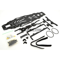 1/10 SAKURA D3 RC DRIFT Car Carbon Fiber Upgrade Kit