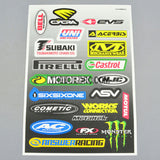 MECHANIX WEAR / MOTOREX AQ Dispersible Thin Film Color Decal