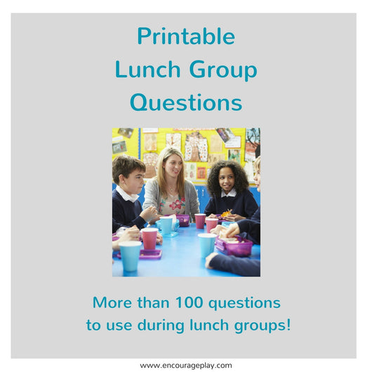 Lunch Group Questions