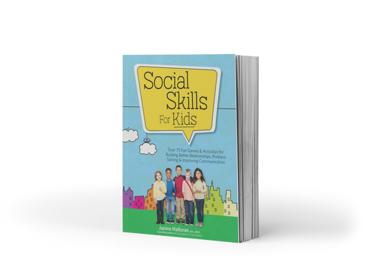 Social Skills for Kids Workbook