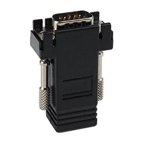 VGA Adapter Extender for CAT5/CAT6/RJ45 Cable by Atomic Market