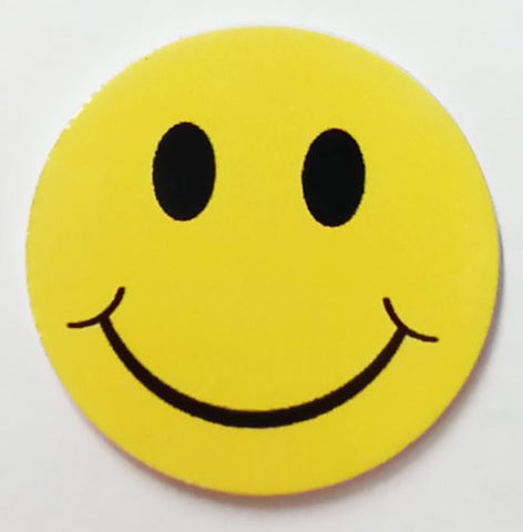 Happy Smiley Golf Ball Marker By Atomic Market