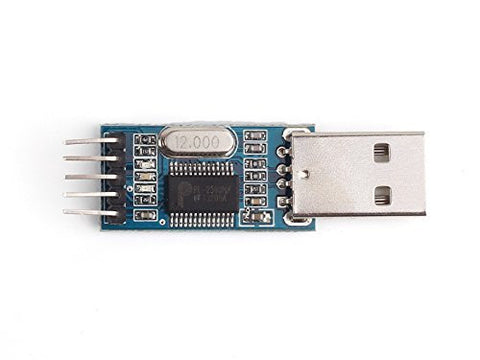 PL2303 USB to Serial TTL Module Converter Adapter for Arduino By Atomic Market