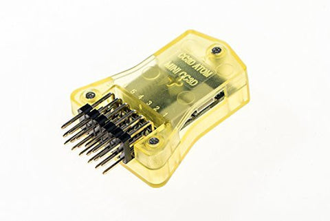 Openpilot Flight Controller Mini Version CC3D 32 Bits Processor FPV QAV 250 400 Angle Pins by Atomic Market