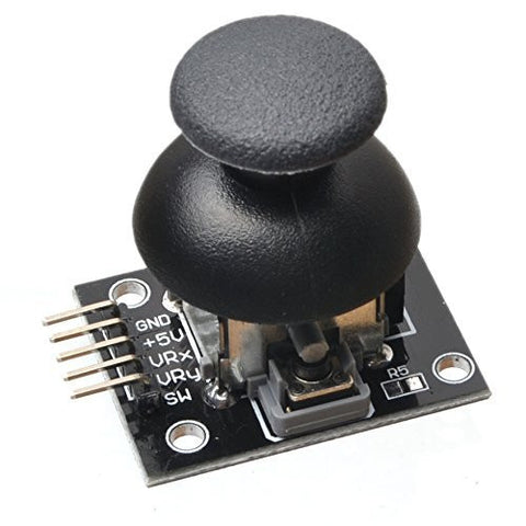 XY Dual Axis Joystick Module Game Rocker Arm Module For Arduino by Atomic Market