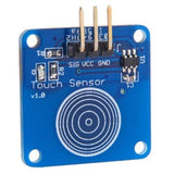 Jog Type Touch Sensor Module Capacitive Touch Switch Module For Arduino by Atomic Market