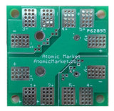 MultiRotor multicopter MINI 36mm x 36mm ESC Power Distribution Board For Quadcopter by Atomic Market