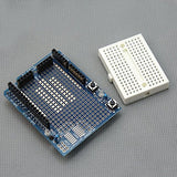 Arduino ProtoShield Prototype Kit Shield Prototyping with 170 Mini Breadboard by Atomic Market