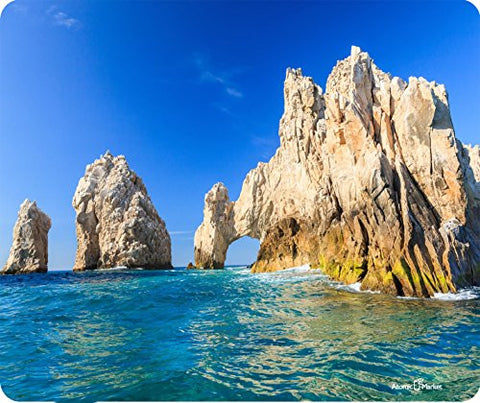 Arch of Cabo San Lucas Thick Mousepad by Atomic Market
