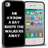 An Arrow Aday Keeps The Walkers Away