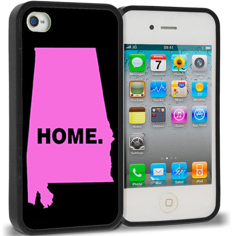 Alabama Home Pink