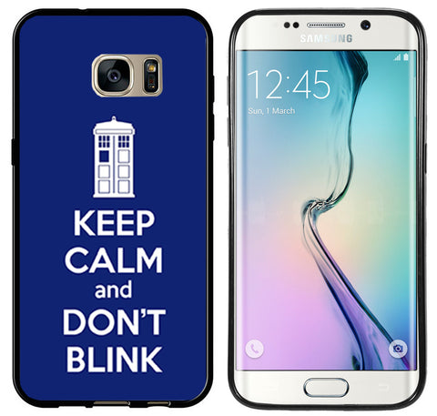 Tardis Keep Calm And Don't Blink