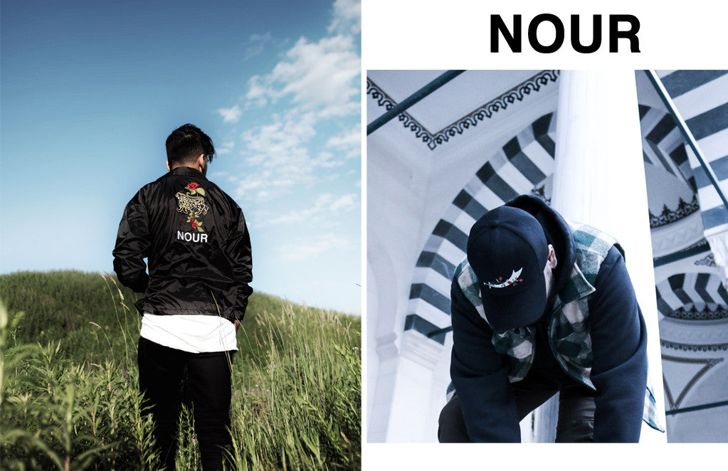shop nour clothing brand