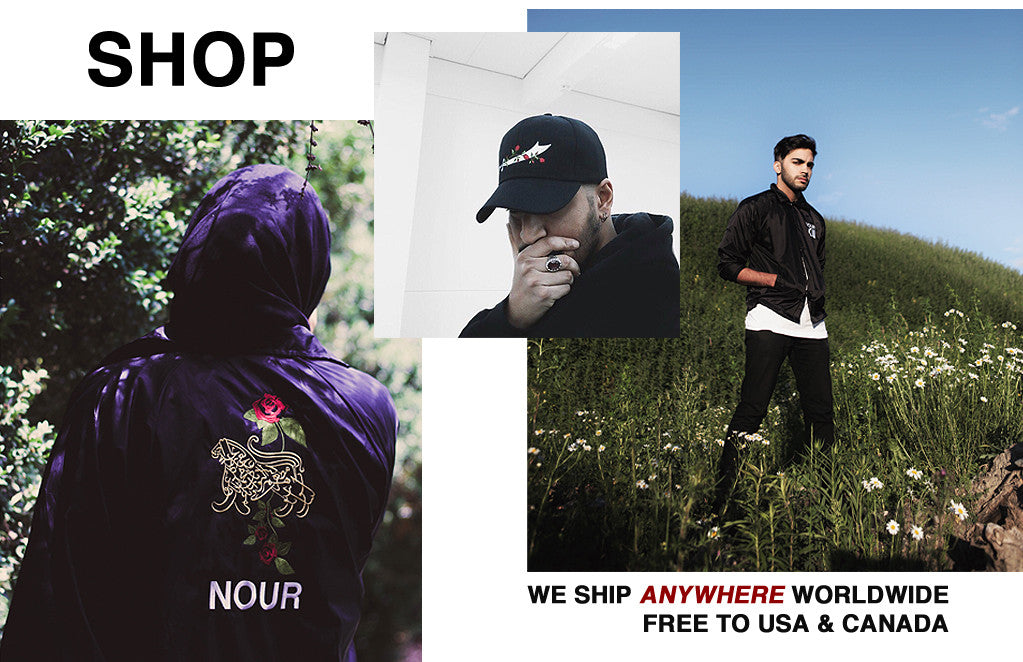 SHOP NOUR CLOTHING