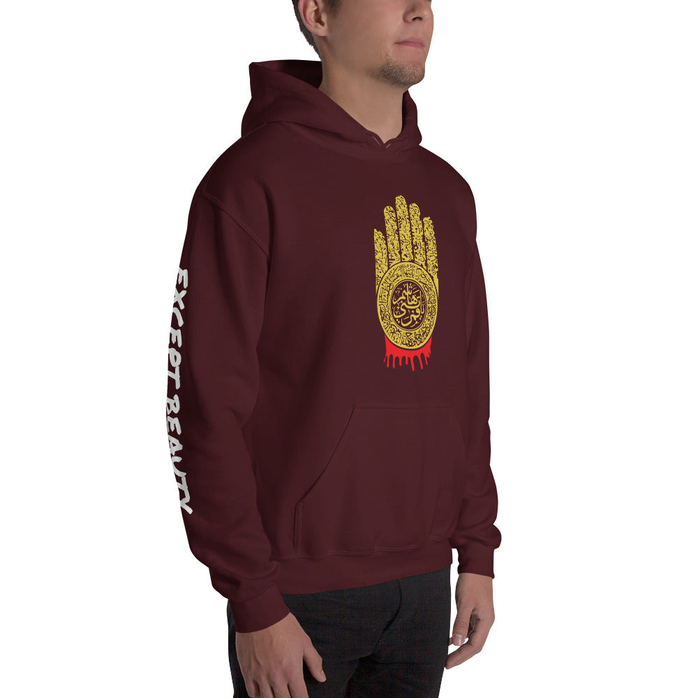 Hand Of Abbas (as) Unisex Hoodie