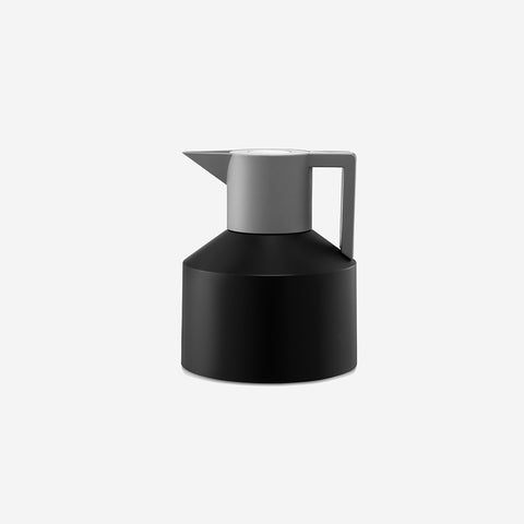 Normann Copenhagen - Geo Vacuum Jug Black - Jug  SIMPLE FORM.