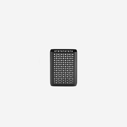 SIMPLE FORM.-Normann Copenhagen Nic Nac Organiser 2 Black Tray