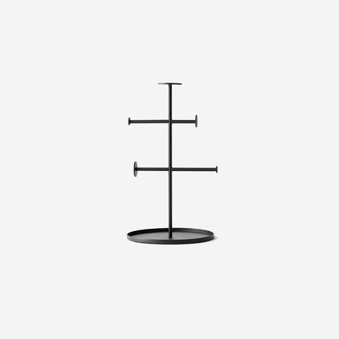 SIMPLE FORM.-Menu Norm Collector Jewellery Stand Jewellery Stand