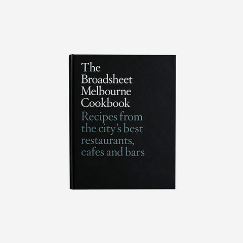 SIMPLE FORM. - Reading Matters - The Broadsheet Melbourne Cookbook - Book