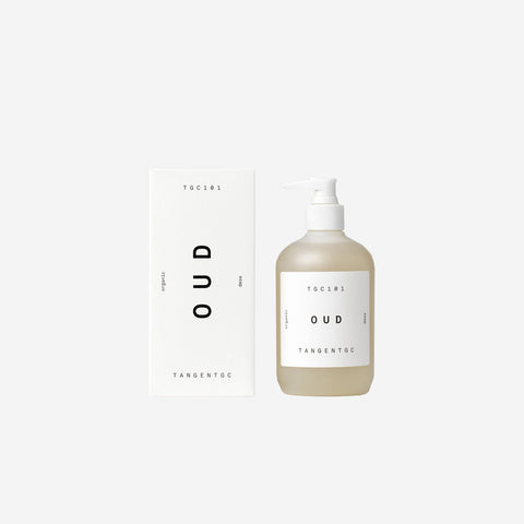 SIMPLE FORM.-Tangent GC Organic Soap Oud Bodycare