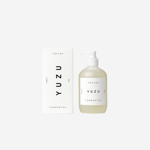 SIMPLE FORM. - Tangent GC - Organic Soap Yuzu - Bodycare