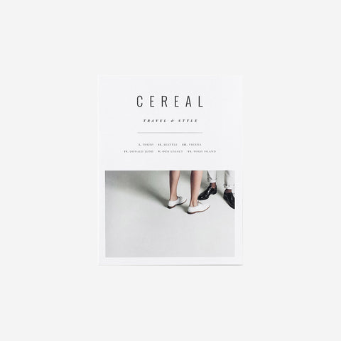 Cereal Magazine - Volume 11 Magazine  - SIMPLE FORM.