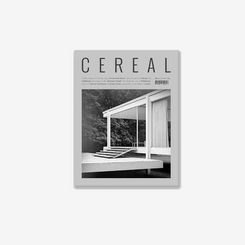 Cereal - Cereal Volume 14 - Magazine  SIMPLE FORM.