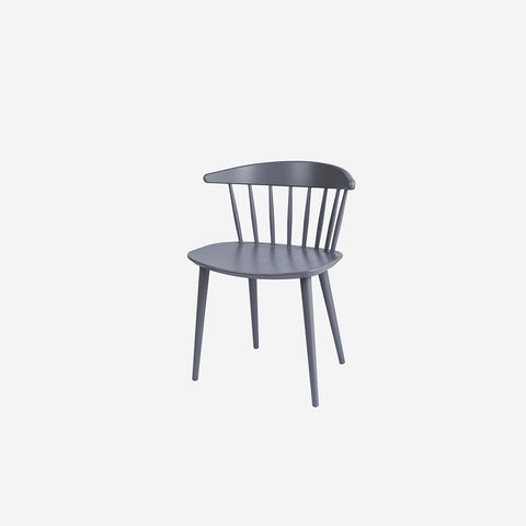 HAY - J104 Chair Grey - Chair  SIMPLE FORM.