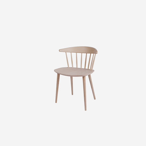 SIMPLE FORM. - HAY - J104 Chair Nature - Chair
